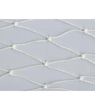 Kingfisher White Guardrail Netting