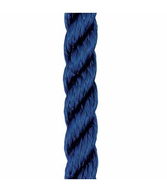 Liros Three (3) Strand Nylon Rope Navy