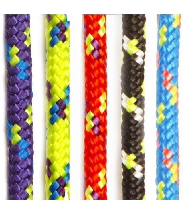 Kingfisher Low Stretch Polyester Dinghy Control Line Rope Evo Performance (Price Per Metre)