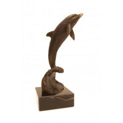 Dieren bronzen beeldjes en Sculpturen