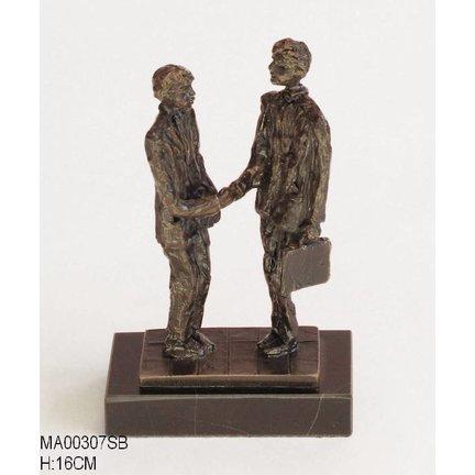 Zakelijke beelden en sculpturen