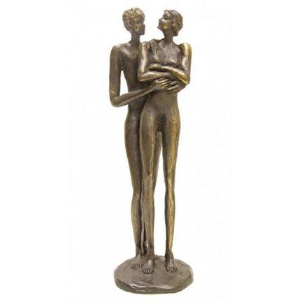 Liefdesbeeldjes Bronzen beelden en sculpturen