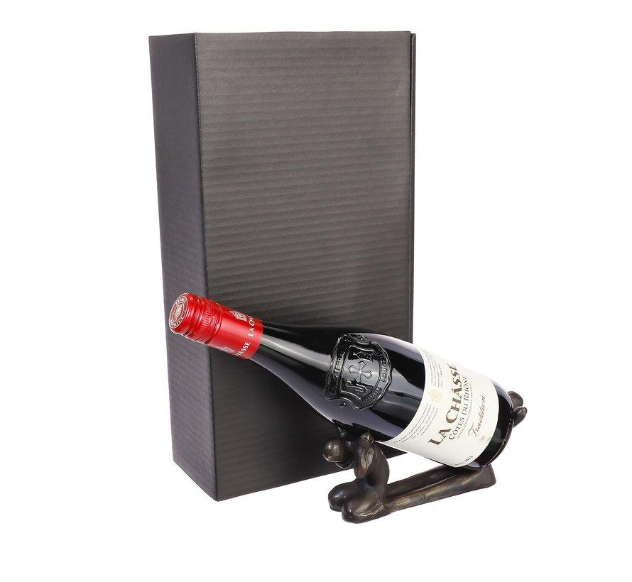 Vertrouwen schenken in de toekomst wijnpakket