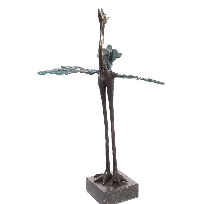 Paradijsvogel Sculptuur 2