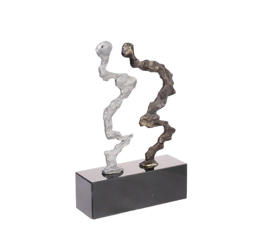 Partners sculptuur