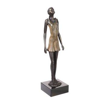 Bronzen beeld Senses