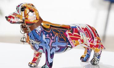 Vrolijke dierenbeelden nieuw in de collectie Kunstpakket