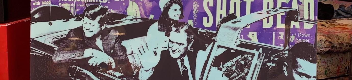 Legendarisch moment in Dallas door Jack Liemburg