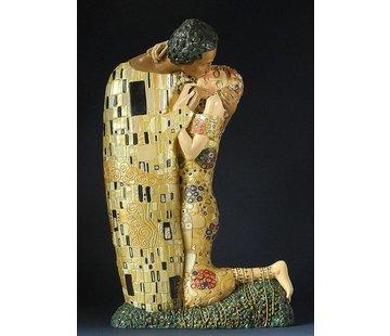 Beeld de Kus van Klimt