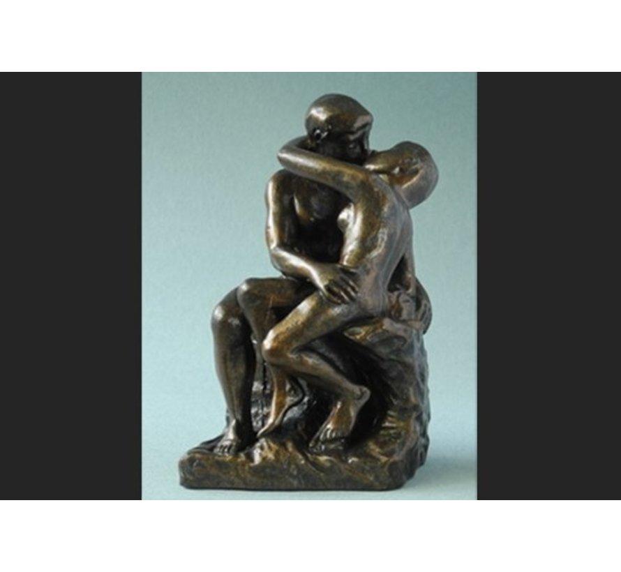 Beeld de Kus van Rodin