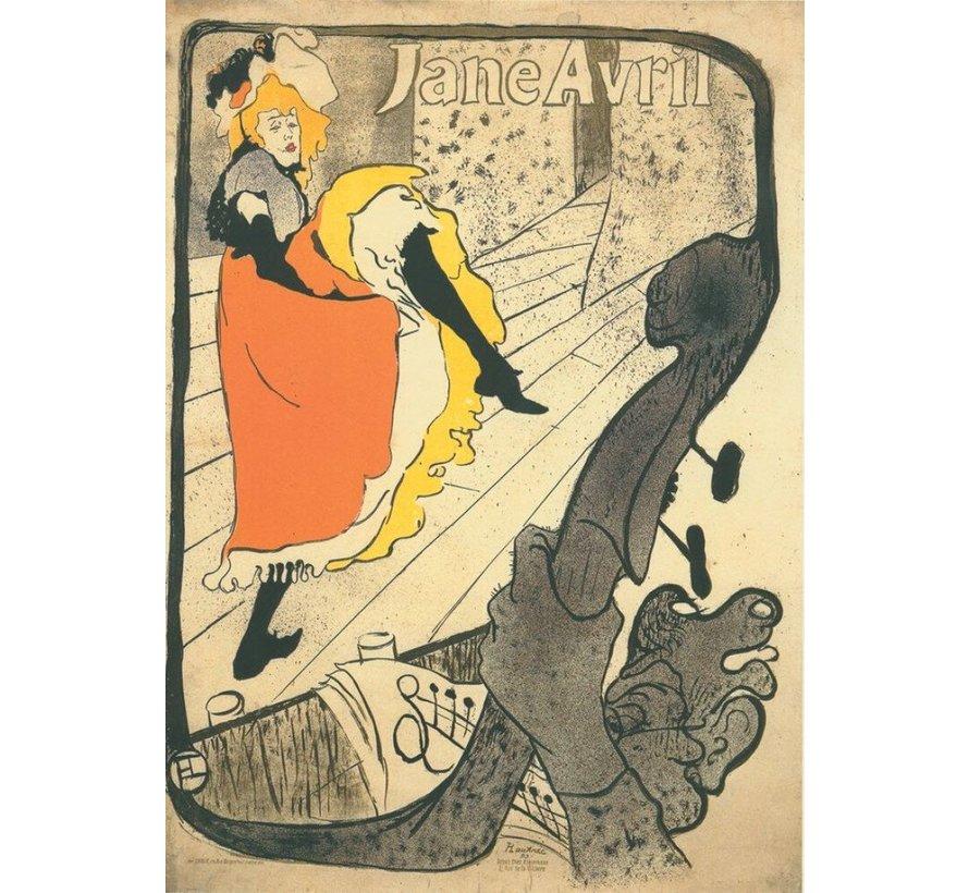 Beeld Toulouse-Lautrec