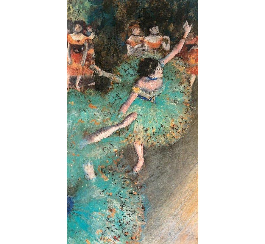 Beeld Danseuse Verte van Degas
