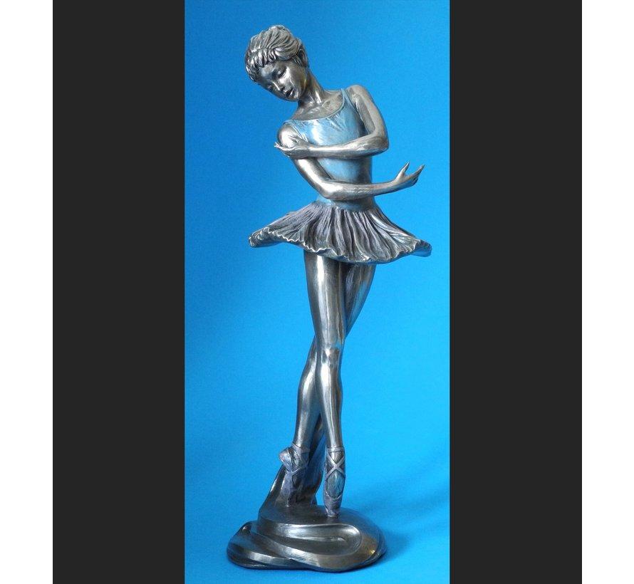 Beeld Bras Arrondis Ballet Dans