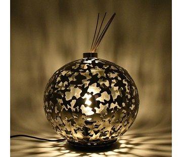 Corry Ammerlaan Geurdispenser en sfeerlamp Gouden mensen