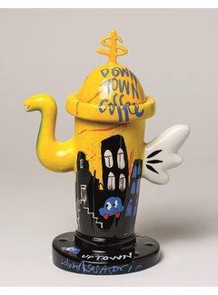 Selwyn Senatori Selwyn Senatori Koffiepot Theepot Yellow