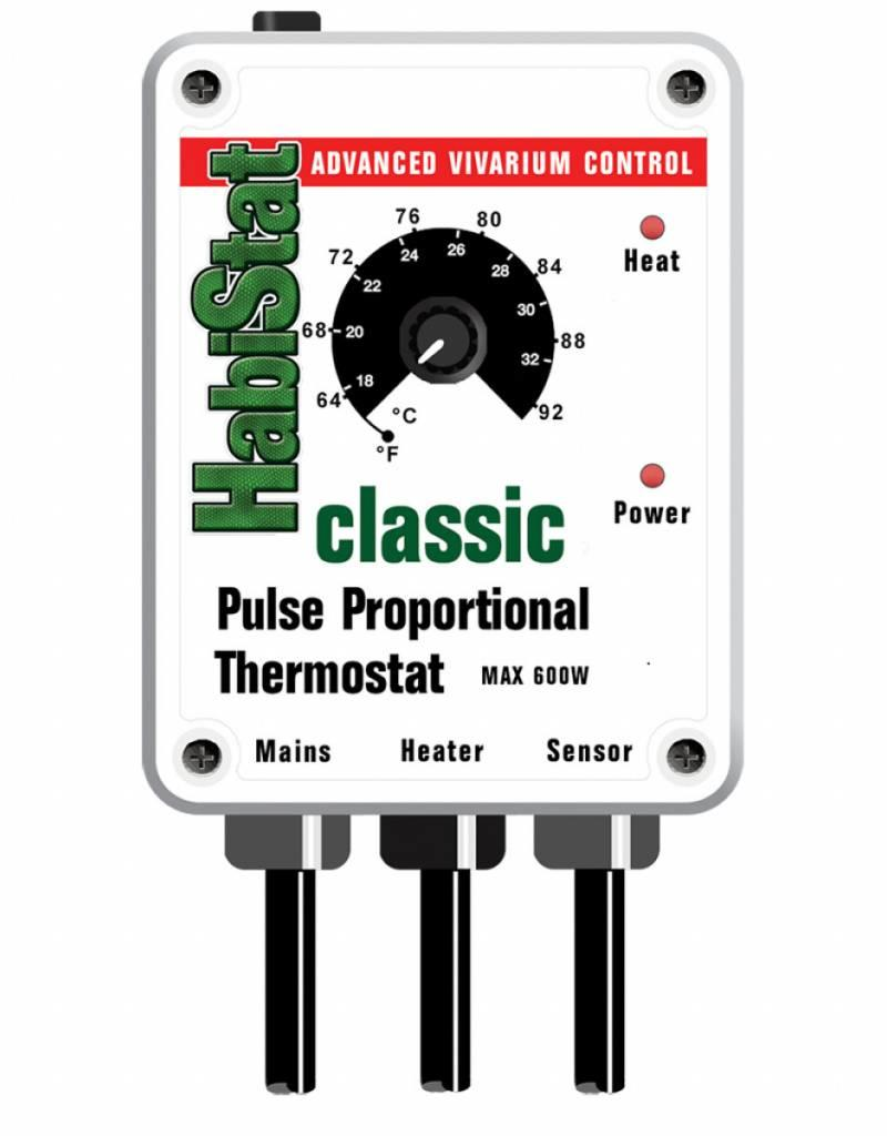 Habistat Pulse Thermostat 600 Watt (Weiß)