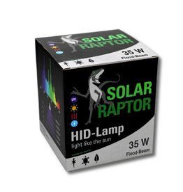 Solar Raptor Solar Raptor HID Flood 35 watt