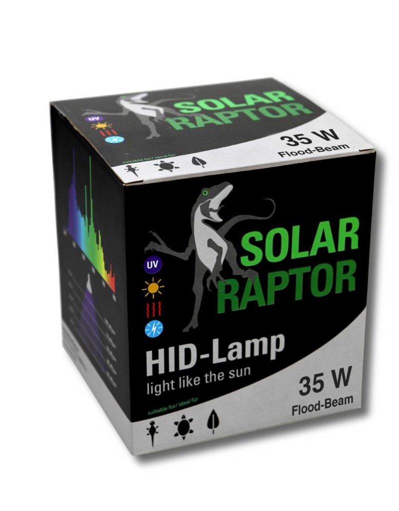 Solar Raptor Solar Raptor HID Flood 35 watt