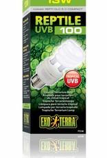 Exo Terra Reptile UVB 100- E27 - 13Watt Tropical