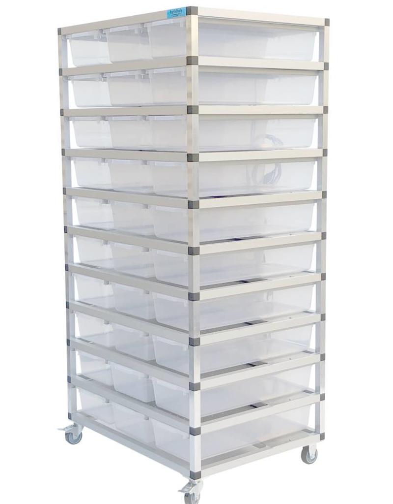 V18 Aluminium Rack