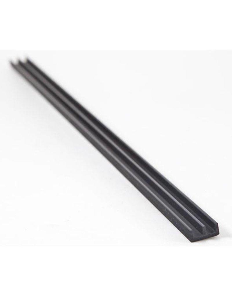 Glass rails 6mm  (100cm)