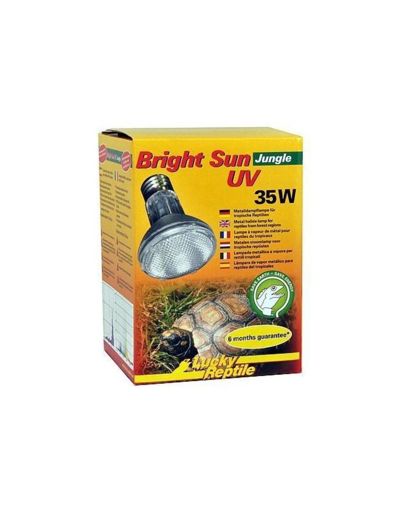 Lucky Reptile Bright Sun UV Jungle  (35 Watt)