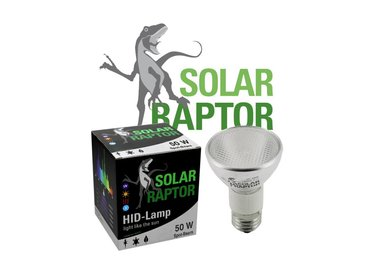 Heat lamp HID