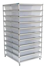 V70 Aluminium Rack