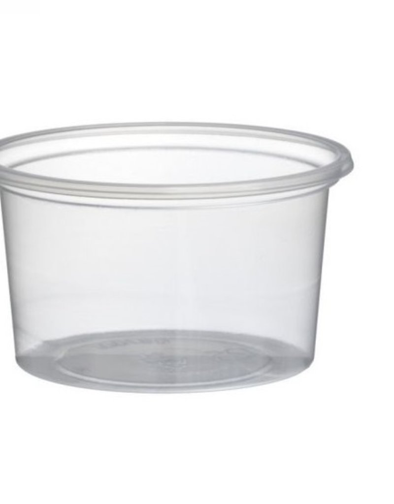 Deli cups 100X