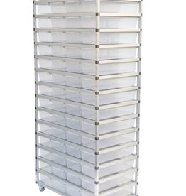 RS-20 Tubs hatchling rack 60 tubs