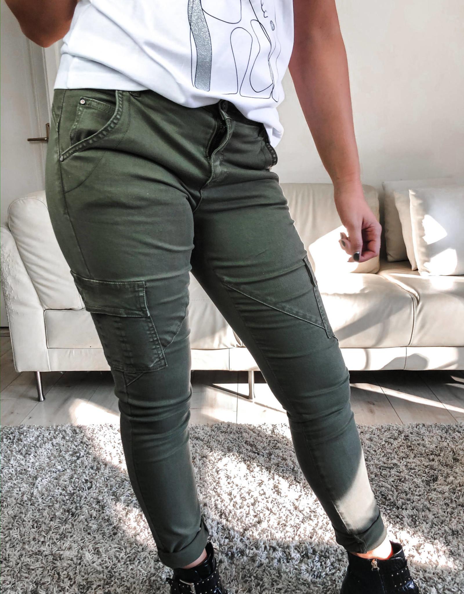 BettyCR pants khaki
