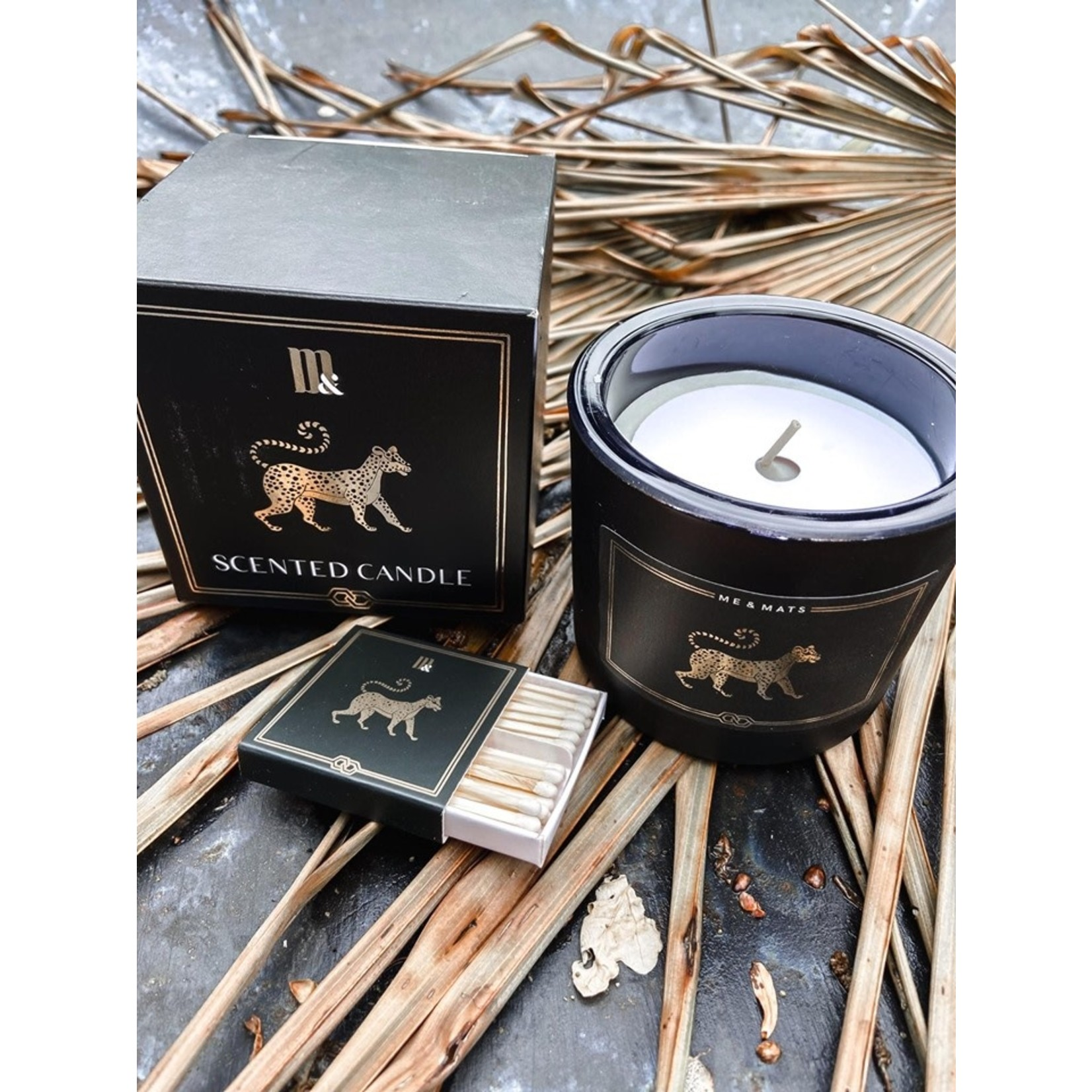 ME&MATS Luxury Candle Gold Tigra