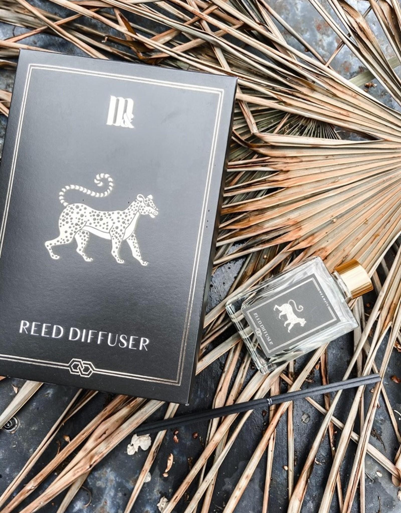 ME&MATS Reed Diffuser Gold Tigra