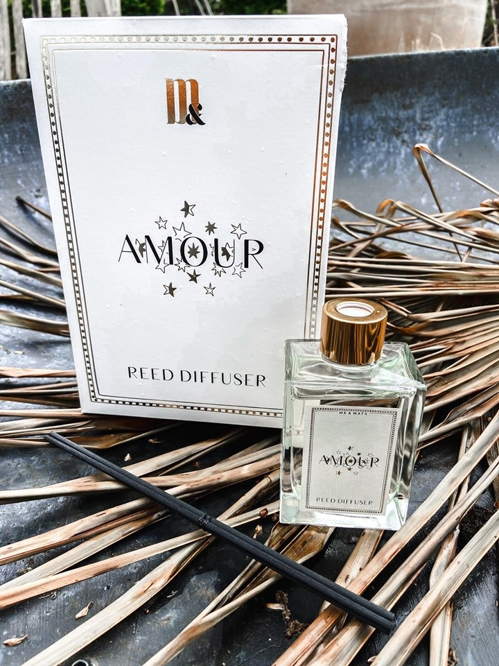 ME&MATS Reed Diffuser Amour