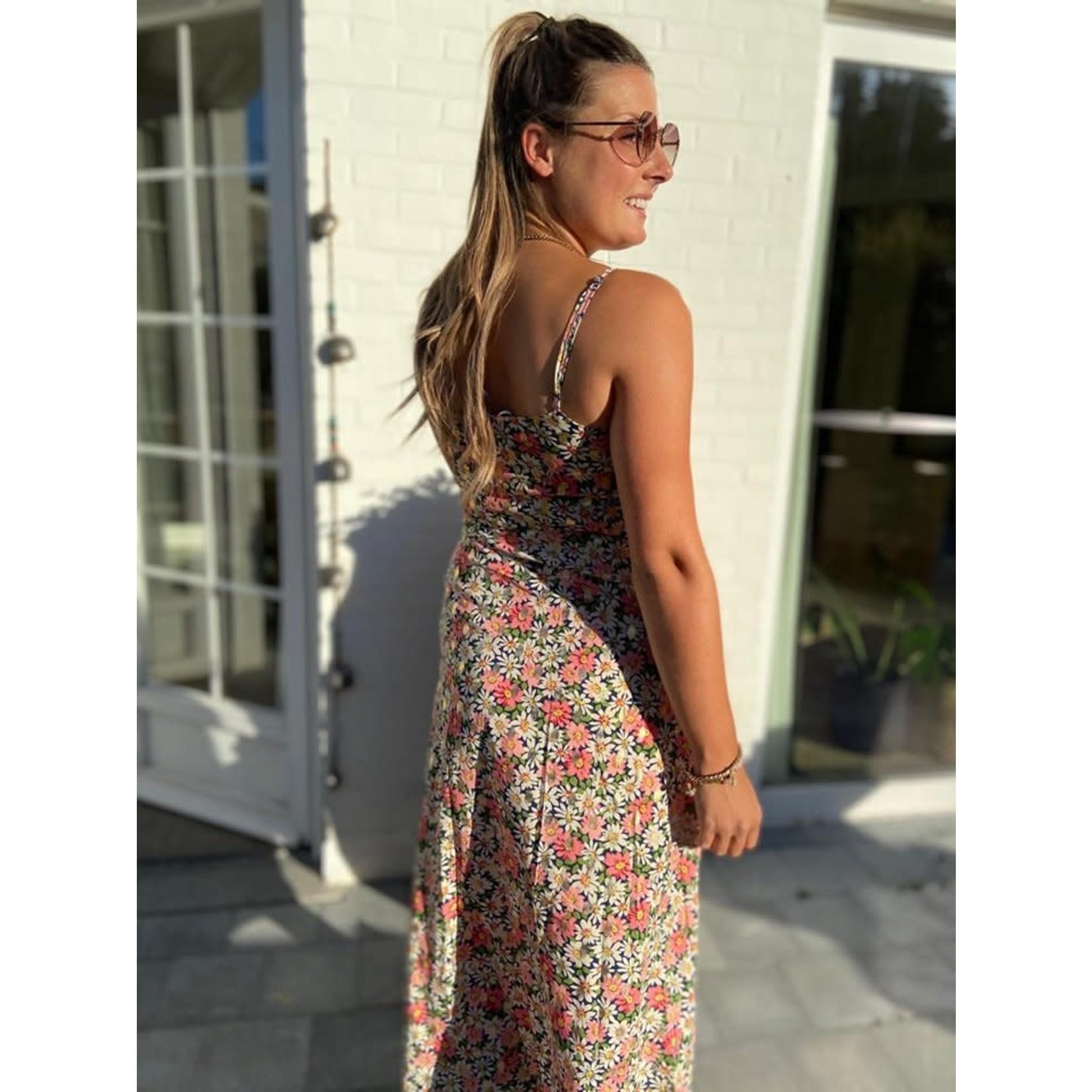 Dress summer flower