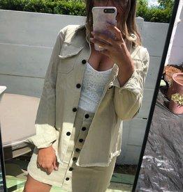 Jacket Sanne beige