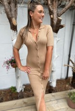 Zandra knitted dress