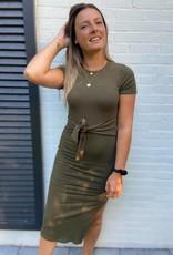 Dress Brisa green