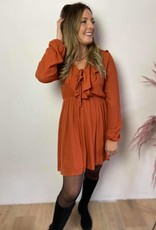 Dress Carilla orange