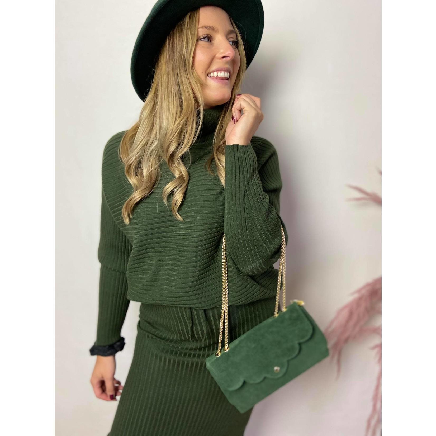 Italian hoed green