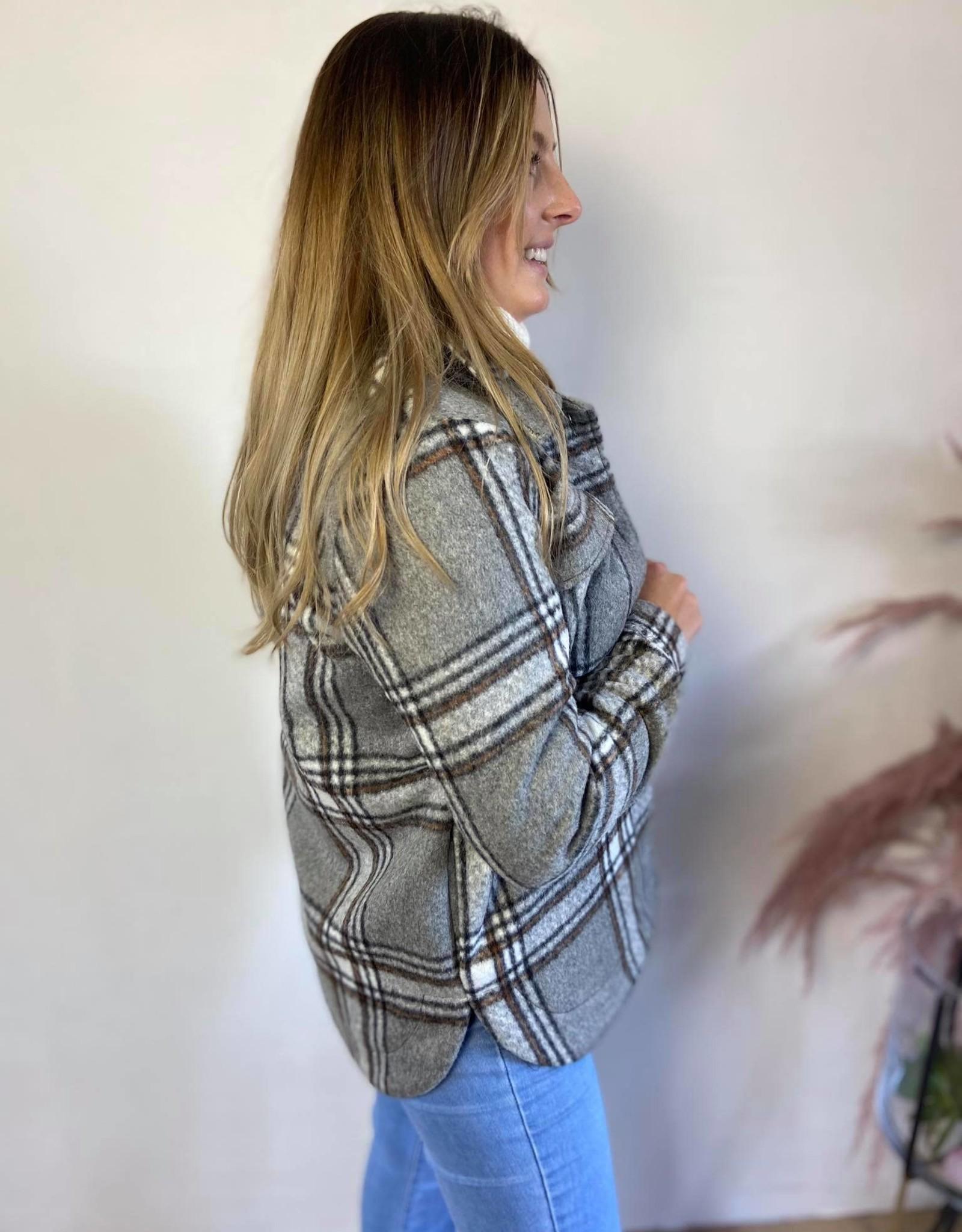 KAbaran jacket grey