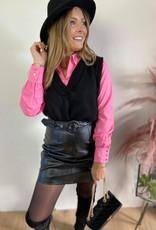 Kabeata shirt blouse bubblegum