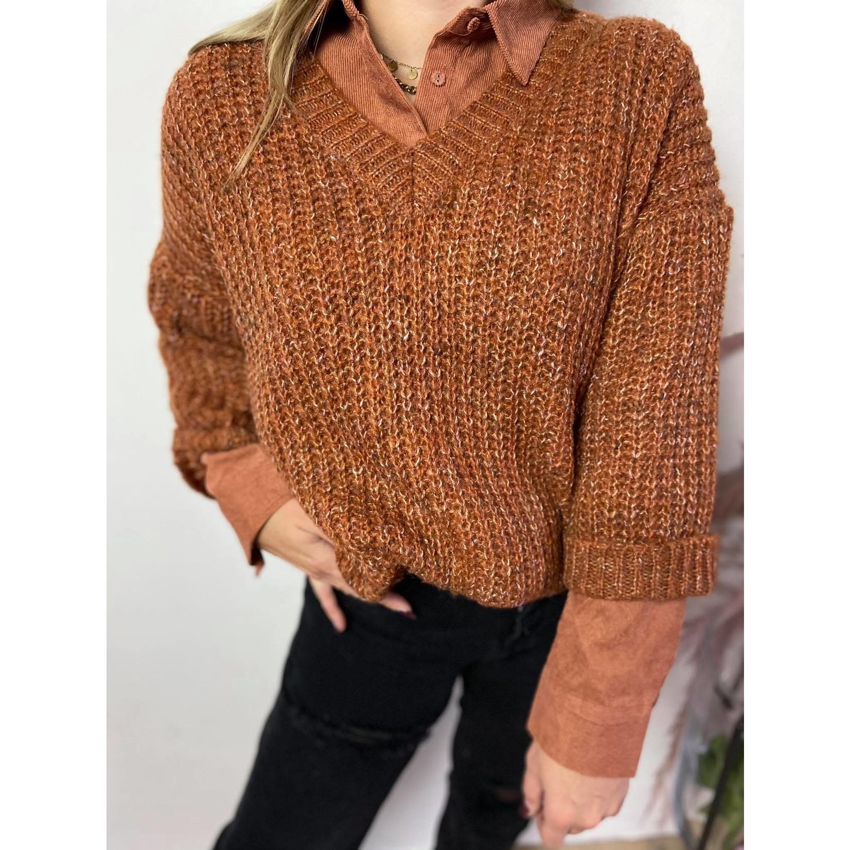 KAbenni pullover  Sierra Melange