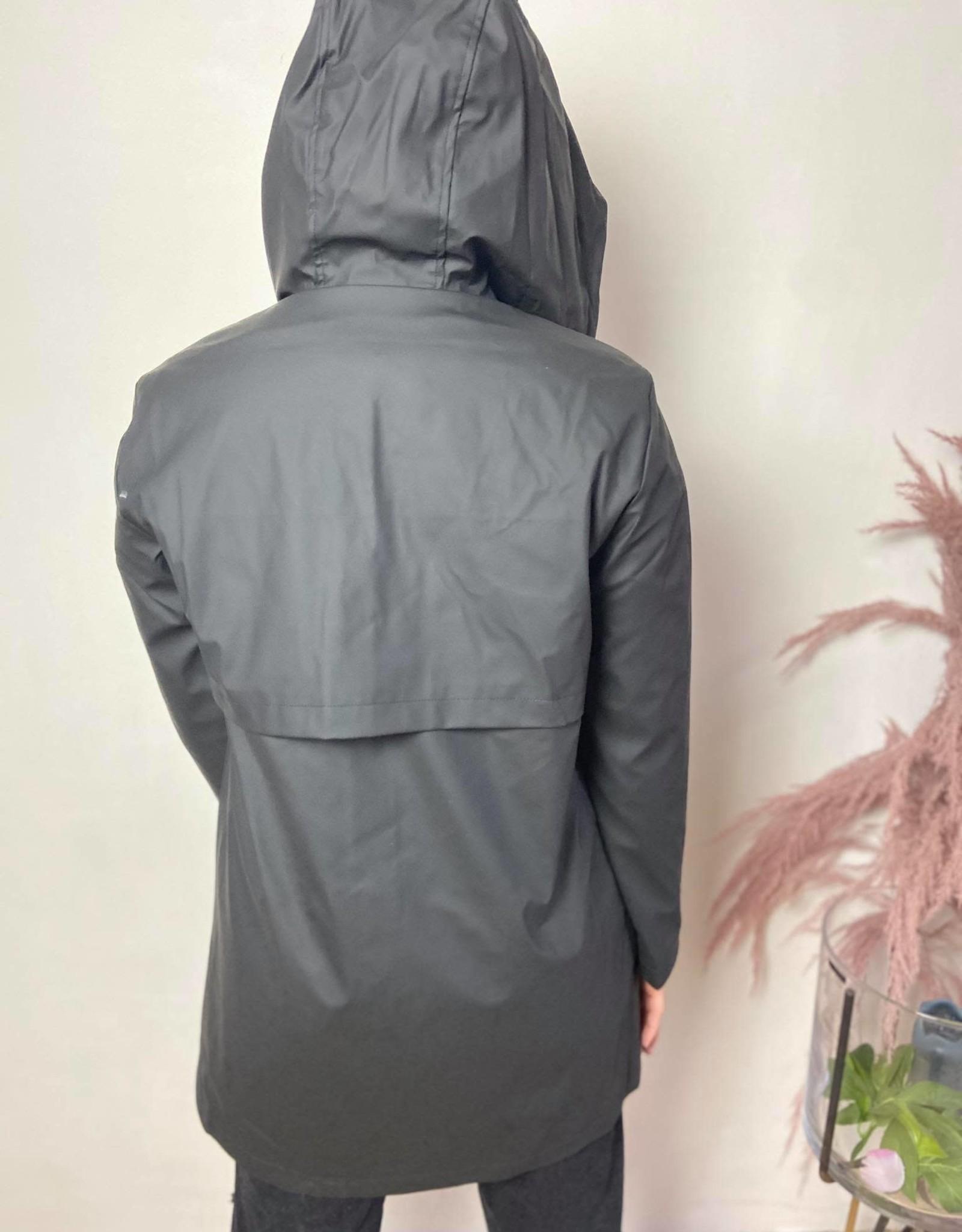 Regenjas RYN zwart