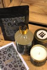 ME&MATS Tin candle - Crazy Leopard