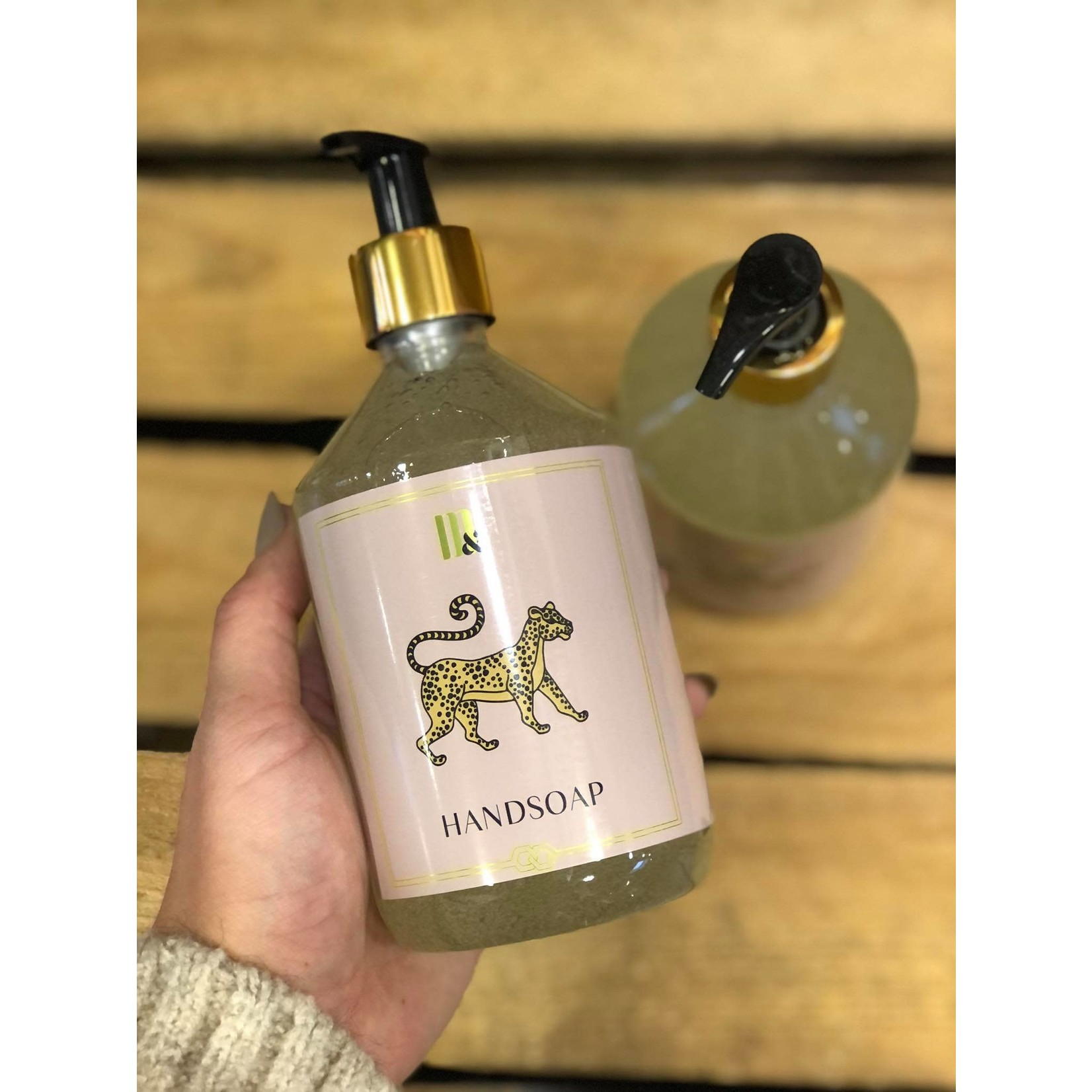 ME&MATS Hand soap - You Tigra