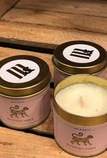 ME&MATS tin candle you tigra