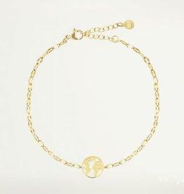 MY JEWELLERY Earth Bracelet Galaxy goud