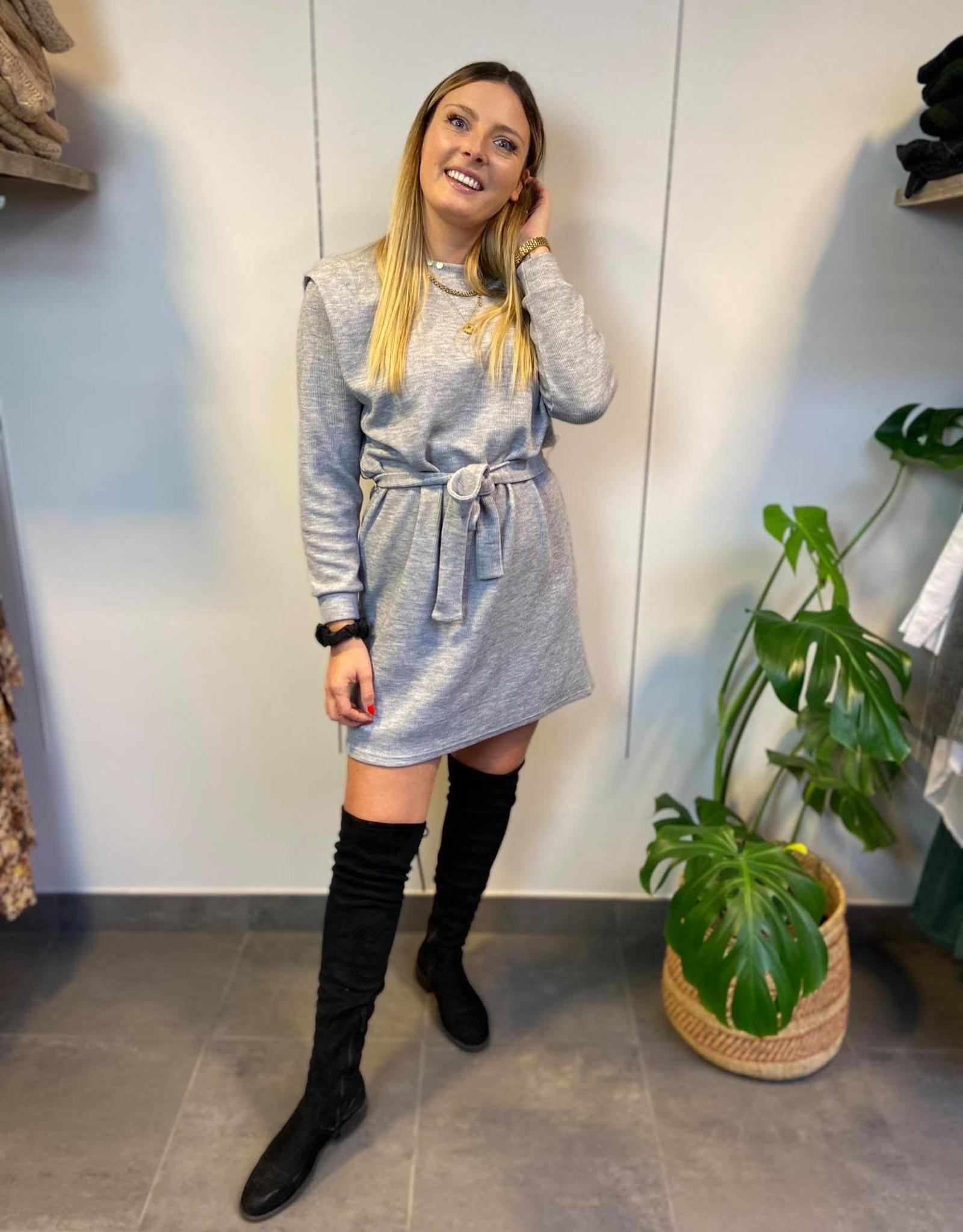 Cute gray dress