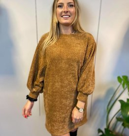 Cuduroy dress camel TU